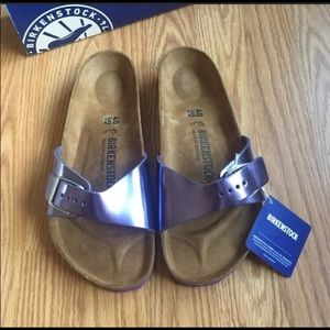 Birkenstock new sandals size 9,5 (40)